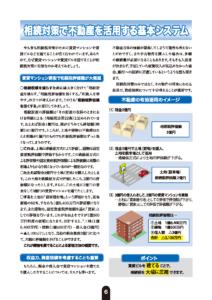 相続対策で不動産を活用する基本システム