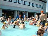 夏季プール